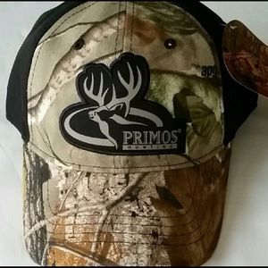 Realtree Camouflage Hat